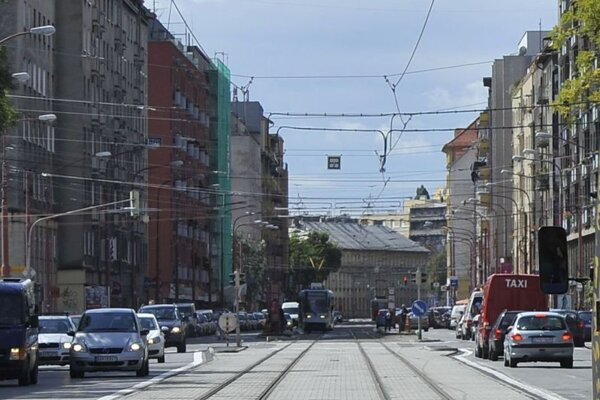 Krížna ulica