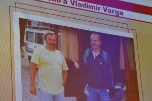 Leško a Varga kedysi.