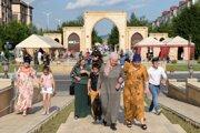 """Ženy majú v Ingušsku dodnes """"osobitné"""" postavenie."""