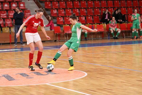 TF Lions Prievidza womens – FK Orion Bánovce nad Bebravou 3:10