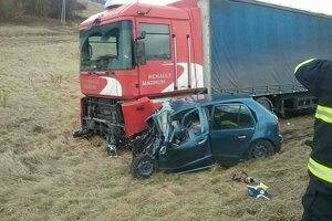 Jedna osoba utrpela zranenia nezlučiteľné so životom.