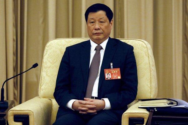 Bývalý primátor Šanghaja Jing Jung.