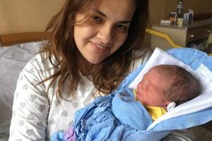 Sonia Heráková\n(49 cm, 2750 g)\nsa narodila 13. januára Timei a Henrichovi Herákovcom z Levíc.