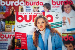 Časopis Burda Moden vychádza v rôznych jazykových verziách.