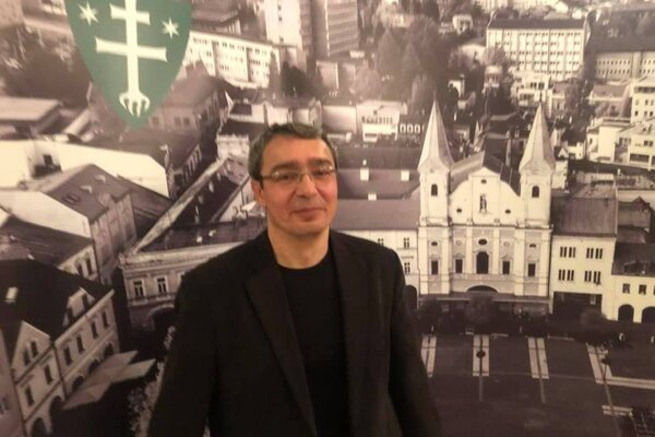 Nový žilinský hlavný architekt Rudolf Chodleka.