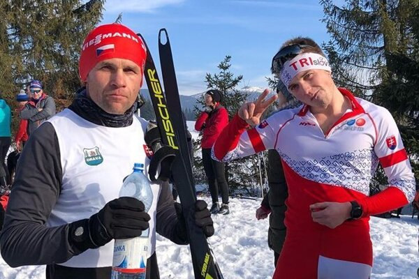 Slavomír Praj a Mário Košút vybojovali pre Slovensko dva bronzové kovy.