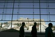Grécko postavilo múzeum na Akropole. Chce, aby sa tam vrátili Elginove mramory.