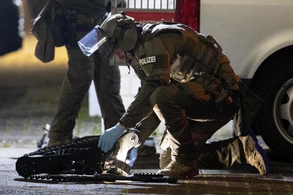 Streľbu v Hanau neprežilo deväť ľudí.