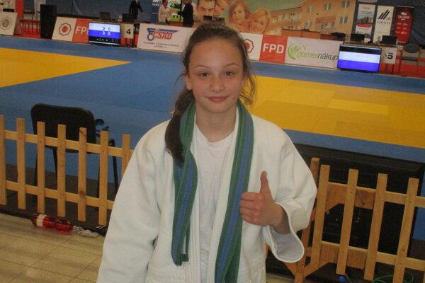 Natália Gažiová obsadila dve prvé miesta.