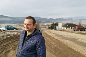 Aktivista z Lieskovan spolu s ďalšími z obce chce, aby sa im zachovali zdravé životné podmienky.