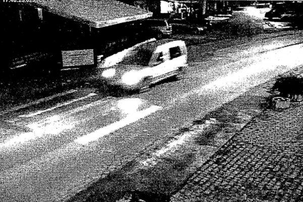Polícia zachytila záber na vozidlo vo Vlčanoch po ceste do Veľkej Mače.