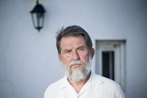 Etnológ Arne Mann.
