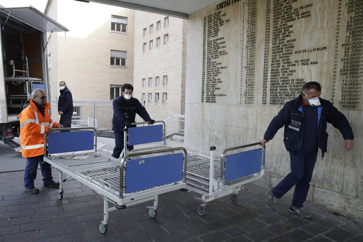 Koronavírus má prvé európske obete, v Taliansku zomreli dvaja ľudia