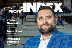 Marcové číslo magazínu Profit (INDEX).
