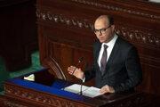 Nový tuniský premiér Iljás Fachfách.