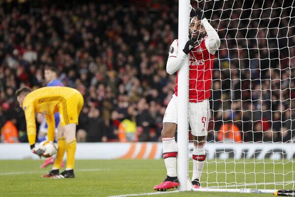 Arsenal je po rokoch v strate.