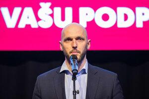 Voľby 2020: Volebný líder PS, Spolu Mihchal Truban.