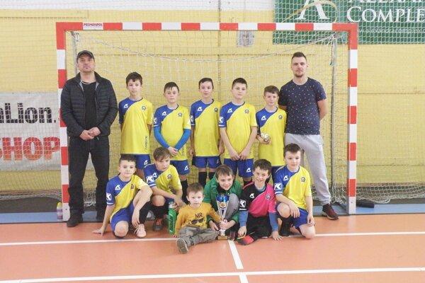 MFK Ilava vyhrala v Púchpve prvý z dvoch turnajov mladších žiakov.