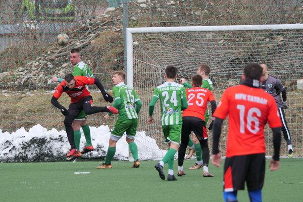 MFK Tatran Liptovský Mikuláš - 1. FC Tatran Prešov 3:1