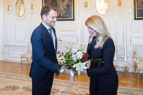 Prezidentka Zuzana Čaputová poverí v stredu Igora Matoviča zostavením vlády