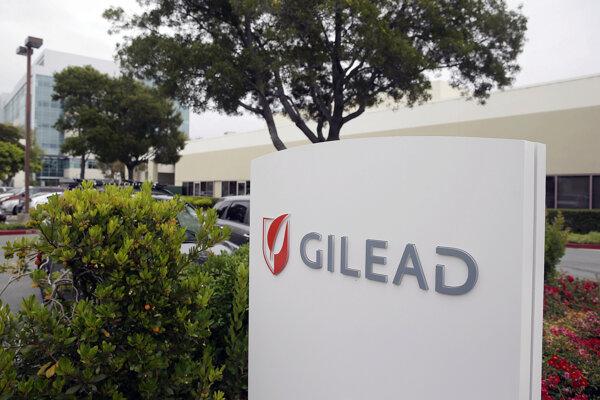 Spoločnosť Gilead Sciences.