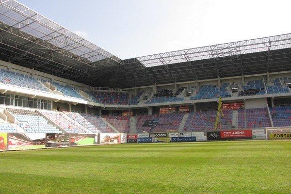 Ligová premiéra štadióna bude proti Žiline už 29. augusta.