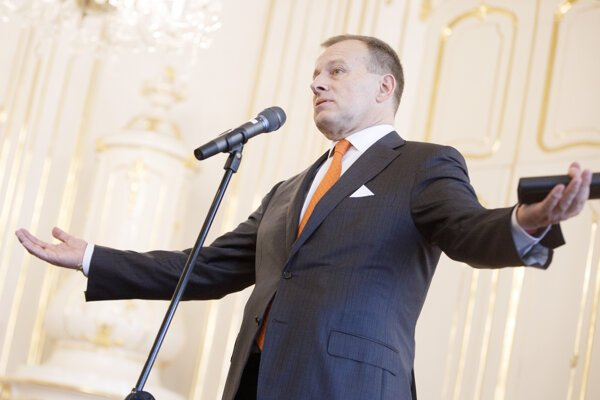 Voľby 2020: Boris Kollár.