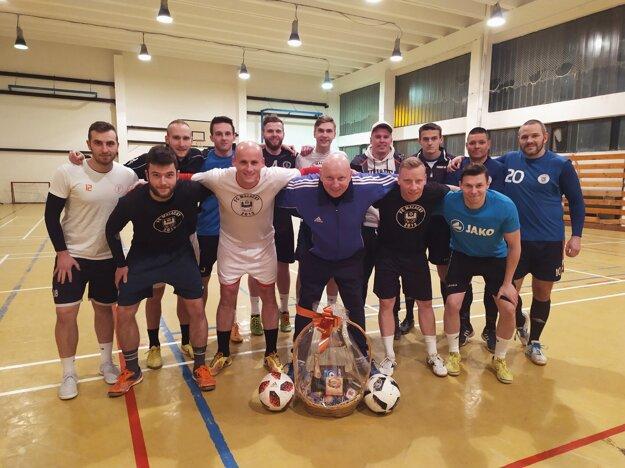 FC Malacky počas zimnej prípravy