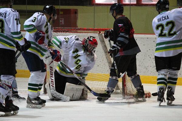 V zápase Pucova s Dolným Kubínom padol iba jeden gól.
