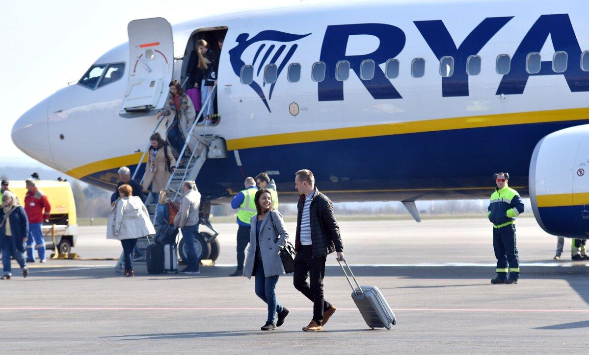 ryanair obnova letov