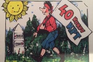Prešovskí turisti majú 40. výročie.