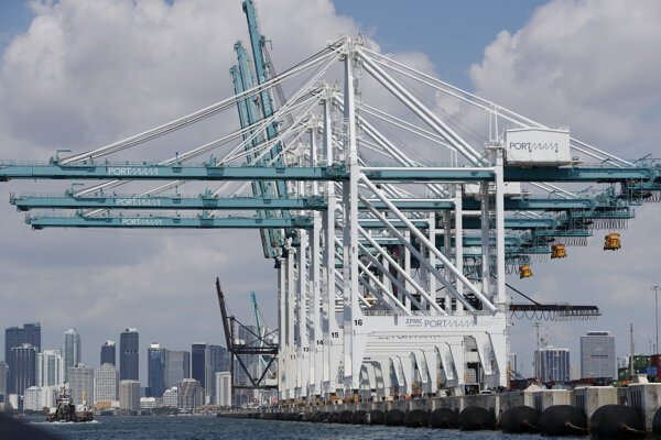 Prístav v Miami (ilustračné foto).