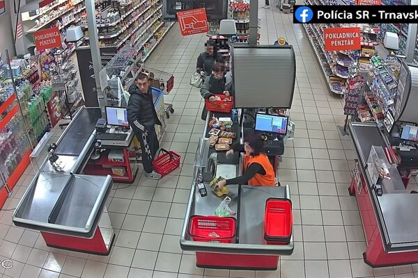 Polícia pátra po mužovi