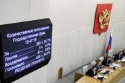 Výsledky hlasovania o zmenách v ruskej ústave.