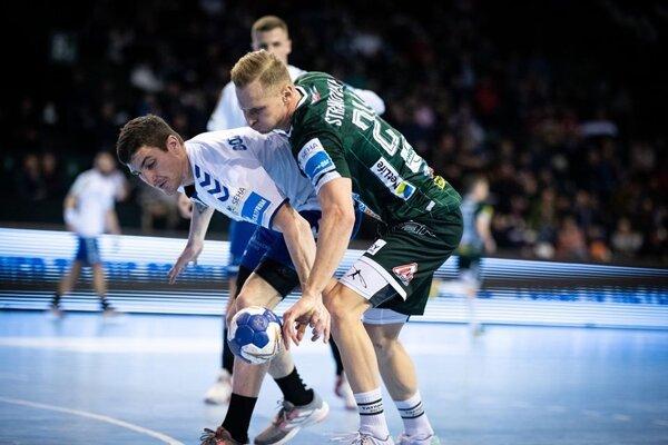 Prešovskí hádzanári odohrali v stredu odvetný štvrťfinálový zápas SEHA Gazprom ligy v chorvátskom Záhrebe.