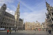 Centrum Bruselu.