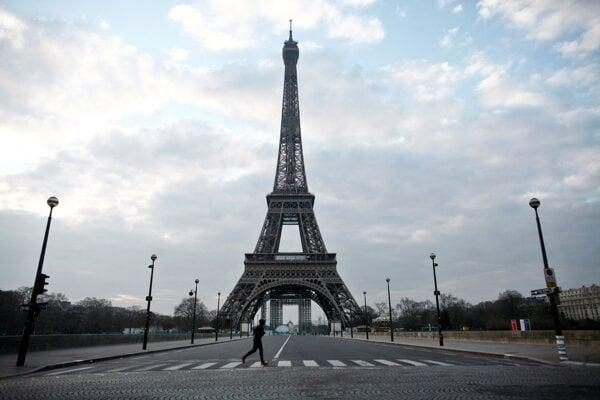 Paríž, 18. marec 2020.