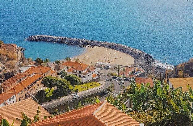 Vďaka kopcovitému terénu si na Madeire užijete veľa výhľadov