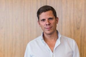 Peter Štecko, majiteľ gastroskupiny Medusa.