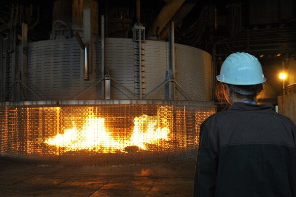 Ilustračná snímka fabriky OFZ.