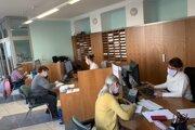 Z klientského centra sa stalo krízové call centrum.
