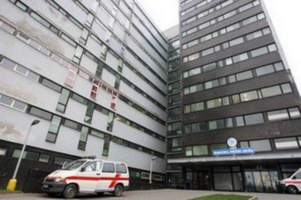 Župa predáva galantskú nemocnicu.