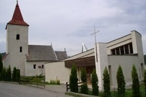 Kostol svätej Kataríny Alexandrijskej v Kysaku.