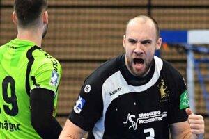 Patrik Hruščák má s nemeckou hádzanou bohaté skúsenosti. Pôsobil aj v HC Elbflorenz Drážďany.