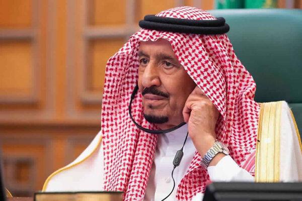 Saudskoarabský kráľ Salmán bin Abd al-Azíz.