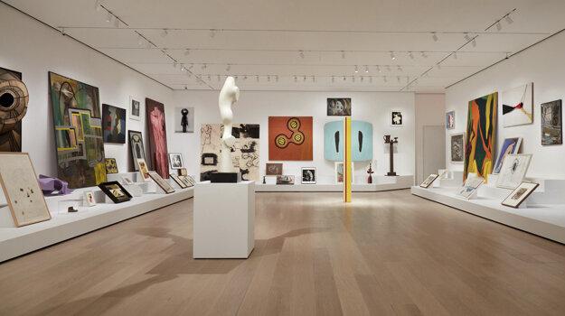 Múzeum moderného umenia v New Yorku podstúpilo rozsiahlu rekonštrukciu za 450 miliónov dolárov.