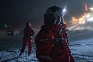 Tretia rotácia výskumníkov na ľadoborci Polarstern bude musieť vydržať o niekoľko týždňov viac, než plánovala.
