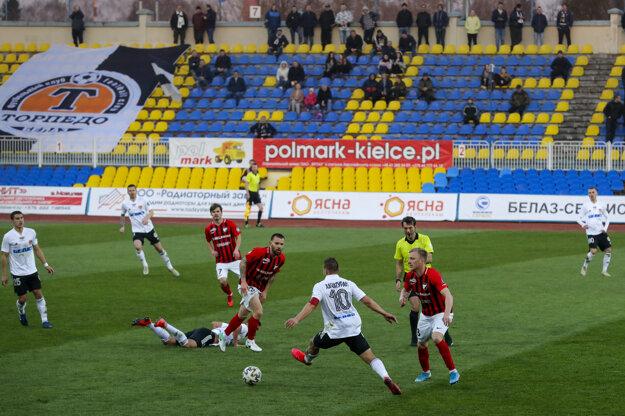 O prenosy z bieloruskej ligy \nprejavili záujem už aj televízne spoločnosti vo viacerých krajinách.