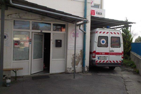 Na Bratislavskej už Falck nenájdete. Budovy plánuje vlastník zbúrať, namiesto nich tam bude bytovka.