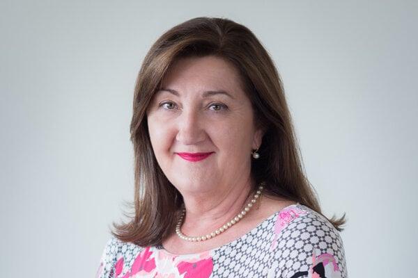 Valéria Malíková, výkonná riaditeľka knižného vydavateľstva IKAR